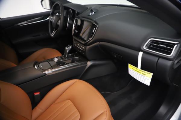 New 2021 Maserati Ghibli SQ4 for sale $85,804 at Bentley Greenwich in Greenwich CT 06830 23