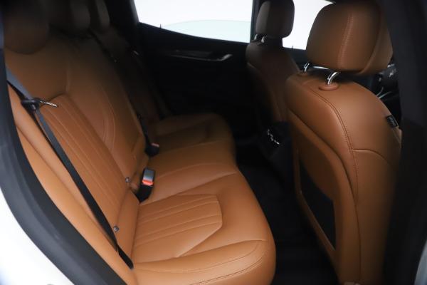 New 2021 Maserati Ghibli SQ4 for sale $85,804 at Bentley Greenwich in Greenwich CT 06830 27
