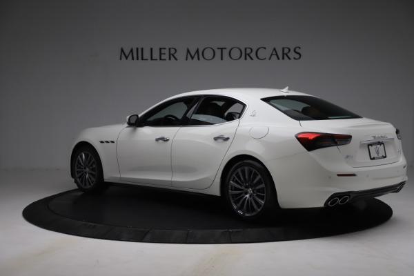 New 2021 Maserati Ghibli SQ4 for sale $85,804 at Bentley Greenwich in Greenwich CT 06830 4