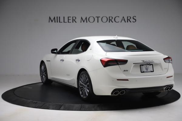 New 2021 Maserati Ghibli SQ4 for sale $85,804 at Bentley Greenwich in Greenwich CT 06830 5