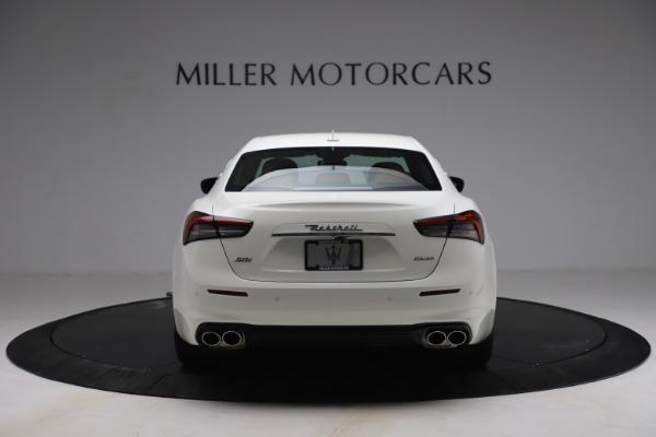 New 2021 Maserati Ghibli SQ4 for sale $85,804 at Bentley Greenwich in Greenwich CT 06830 6