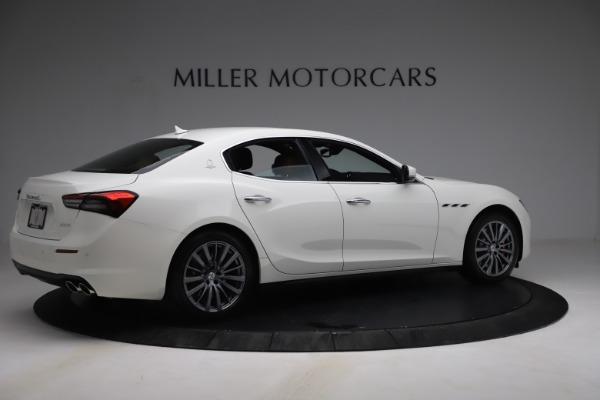 New 2021 Maserati Ghibli SQ4 for sale $85,804 at Bentley Greenwich in Greenwich CT 06830 8