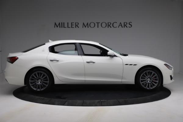 New 2021 Maserati Ghibli SQ4 for sale $85,804 at Bentley Greenwich in Greenwich CT 06830 9