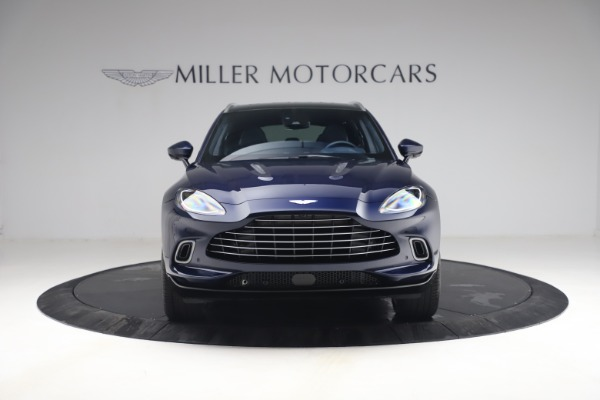 New 2021 Aston Martin DBX for sale $195,786 at Bentley Greenwich in Greenwich CT 06830 11