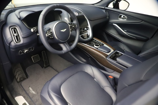 New 2021 Aston Martin DBX for sale $195,786 at Bentley Greenwich in Greenwich CT 06830 13