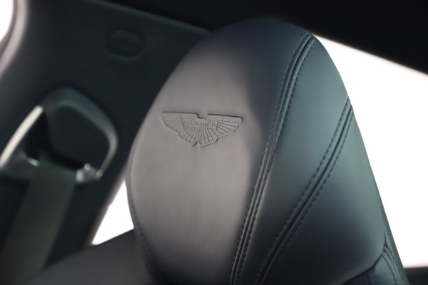 New 2021 Aston Martin DBX for sale $195,786 at Bentley Greenwich in Greenwich CT 06830 16