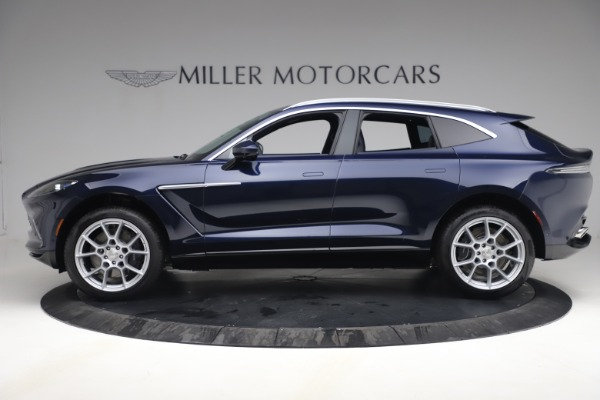 New 2021 Aston Martin DBX for sale $195,786 at Bentley Greenwich in Greenwich CT 06830 2