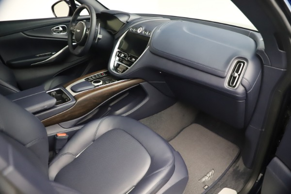 New 2021 Aston Martin DBX for sale $195,786 at Bentley Greenwich in Greenwich CT 06830 20