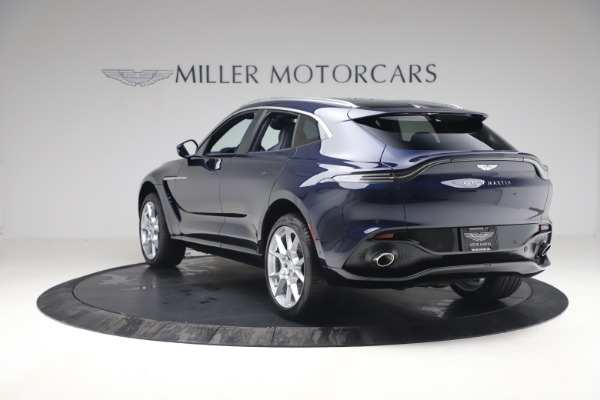 New 2021 Aston Martin DBX for sale $195,786 at Bentley Greenwich in Greenwich CT 06830 4