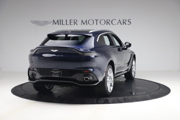 New 2021 Aston Martin DBX for sale $195,786 at Bentley Greenwich in Greenwich CT 06830 6
