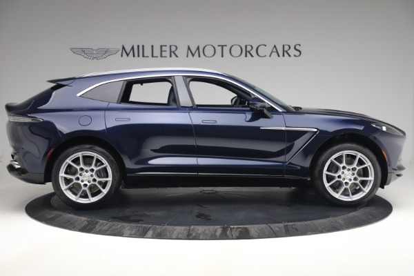New 2021 Aston Martin DBX for sale $195,786 at Bentley Greenwich in Greenwich CT 06830 8