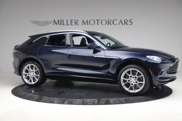 New 2021 Aston Martin DBX for sale $195,786 at Bentley Greenwich in Greenwich CT 06830 9