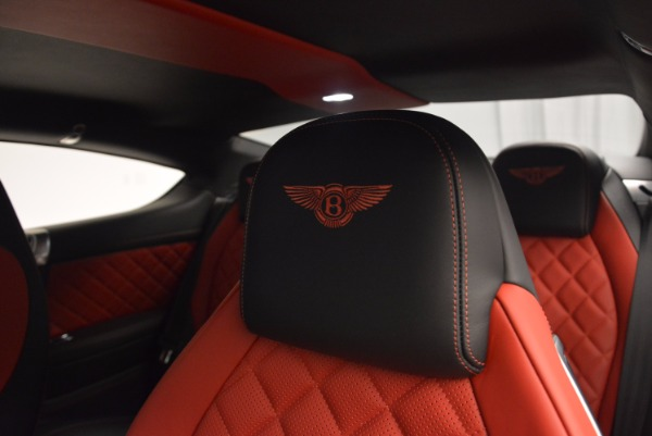 New 2017 Bentley Continental GT V8 S for sale Sold at Bentley Greenwich in Greenwich CT 06830 24