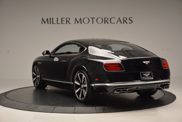 New 2017 Bentley Continental GT V8 S for sale Sold at Bentley Greenwich in Greenwich CT 06830 5