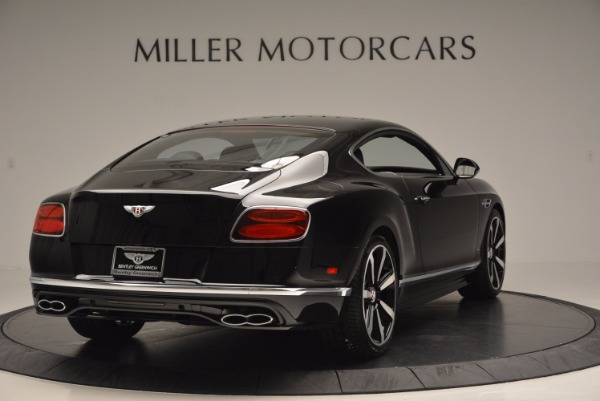 New 2017 Bentley Continental GT V8 S for sale Sold at Bentley Greenwich in Greenwich CT 06830 7