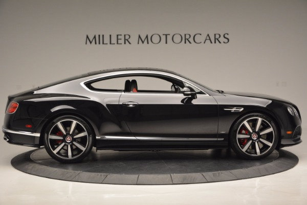 New 2017 Bentley Continental GT V8 S for sale Sold at Bentley Greenwich in Greenwich CT 06830 9