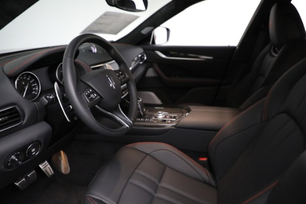 New 2021 Maserati Levante GTS for sale $138,385 at Bentley Greenwich in Greenwich CT 06830 14