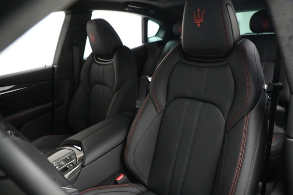 New 2021 Maserati Levante GTS for sale $138,385 at Bentley Greenwich in Greenwich CT 06830 16