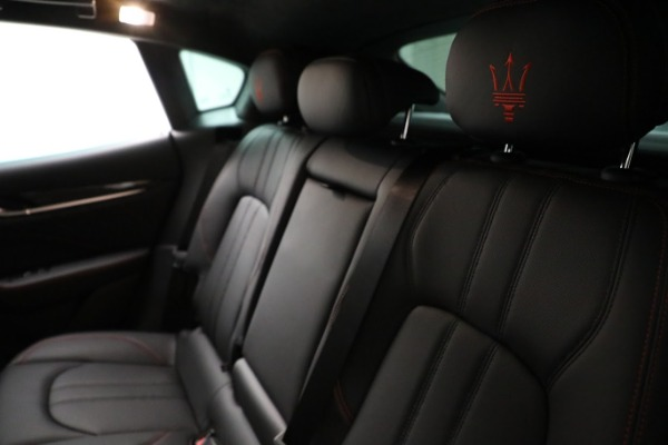 New 2021 Maserati Levante GTS for sale $138,385 at Bentley Greenwich in Greenwich CT 06830 18