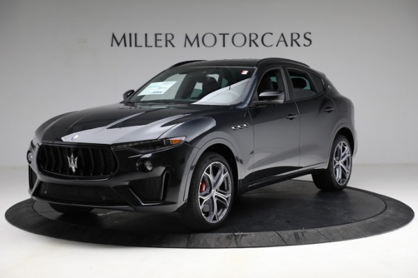 New 2021 Maserati Levante GTS for sale $138,385 at Bentley Greenwich in Greenwich CT 06830 2