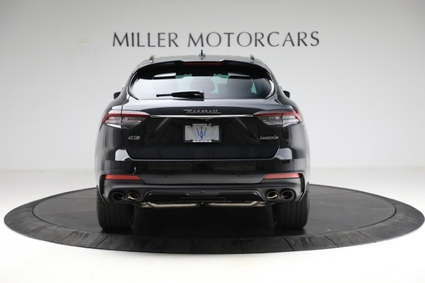 New 2021 Maserati Levante GTS for sale $138,385 at Bentley Greenwich in Greenwich CT 06830 7