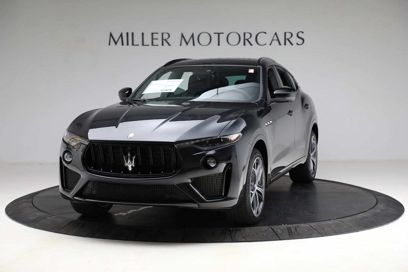 New 2021 Maserati Levante GTS for sale $138,385 at Bentley Greenwich in Greenwich CT 06830 1