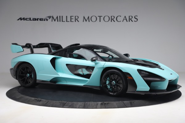 Used 2019 McLaren Senna for sale Sold at Bentley Greenwich in Greenwich CT 06830 10