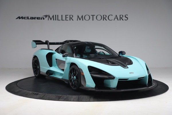 Used 2019 McLaren Senna for sale Sold at Bentley Greenwich in Greenwich CT 06830 11