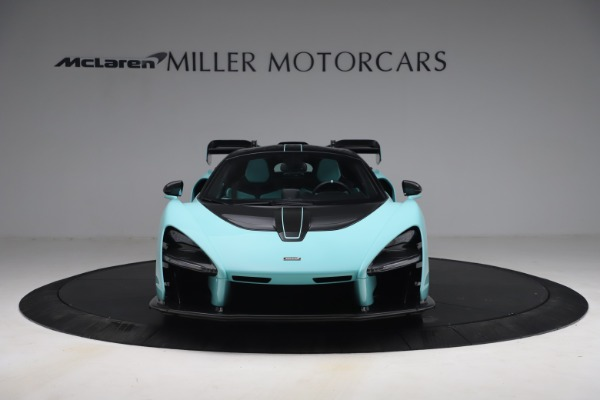 Used 2019 McLaren Senna for sale Sold at Bentley Greenwich in Greenwich CT 06830 12