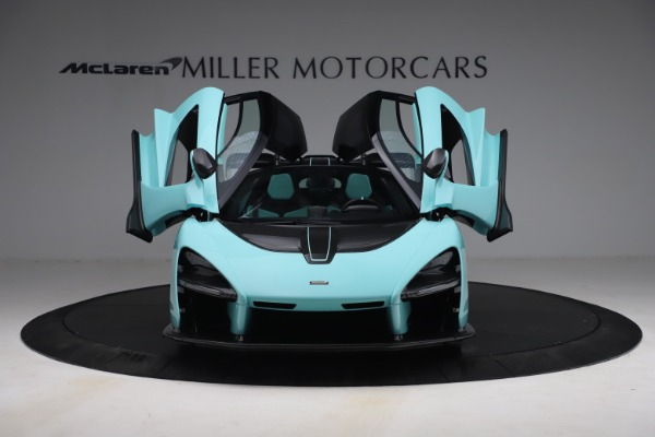 Used 2019 McLaren Senna for sale Sold at Bentley Greenwich in Greenwich CT 06830 13