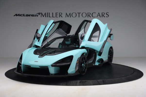 Used 2019 McLaren Senna for sale Sold at Bentley Greenwich in Greenwich CT 06830 14