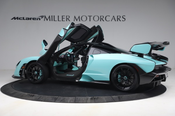 Used 2019 McLaren Senna for sale Sold at Bentley Greenwich in Greenwich CT 06830 17