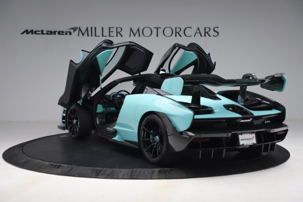 Used 2019 McLaren Senna for sale Sold at Bentley Greenwich in Greenwich CT 06830 18