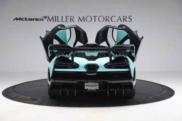 Used 2019 McLaren Senna for sale Sold at Bentley Greenwich in Greenwich CT 06830 19