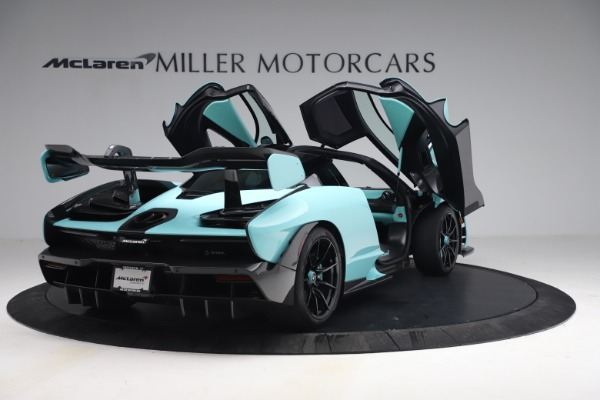 Used 2019 McLaren Senna for sale Sold at Bentley Greenwich in Greenwich CT 06830 20