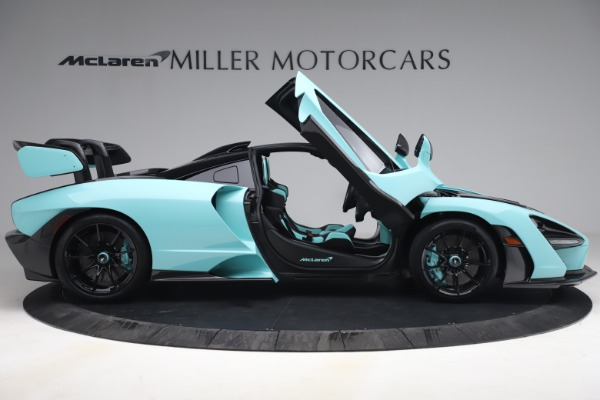 Used 2019 McLaren Senna for sale Sold at Bentley Greenwich in Greenwich CT 06830 22