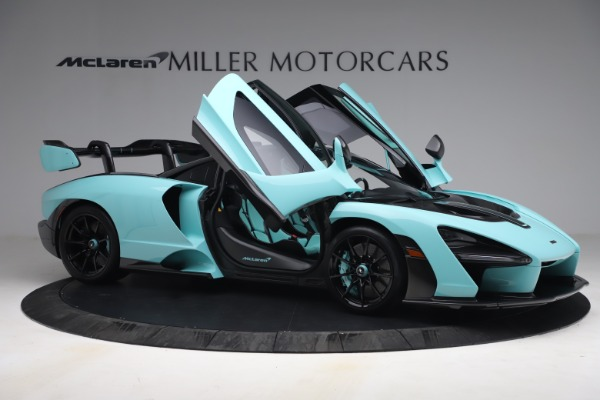 Used 2019 McLaren Senna for sale Sold at Bentley Greenwich in Greenwich CT 06830 23