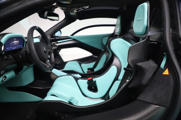 Used 2019 McLaren Senna for sale Sold at Bentley Greenwich in Greenwich CT 06830 26