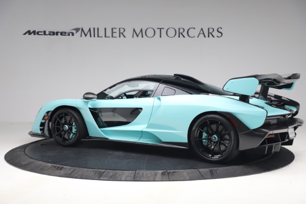 Used 2019 McLaren Senna for sale Sold at Bentley Greenwich in Greenwich CT 06830 4