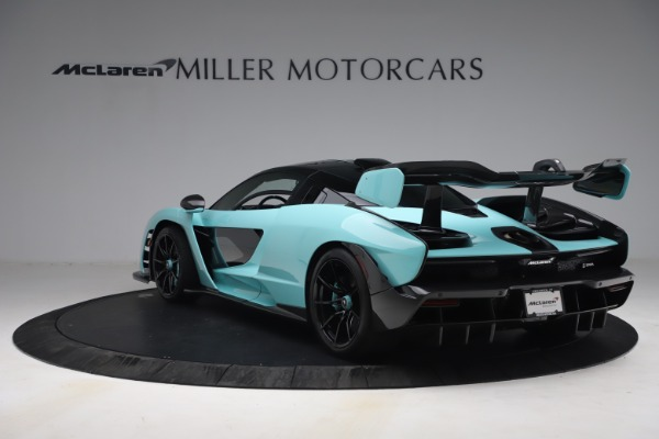 Used 2019 McLaren Senna for sale Sold at Bentley Greenwich in Greenwich CT 06830 5