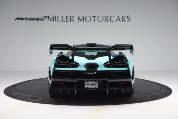 Used 2019 McLaren Senna for sale Sold at Bentley Greenwich in Greenwich CT 06830 6
