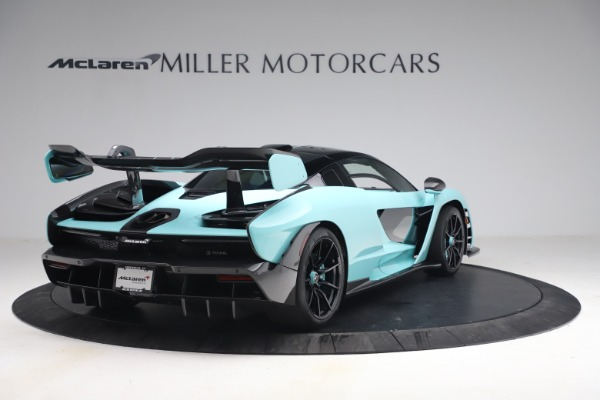Used 2019 McLaren Senna for sale Sold at Bentley Greenwich in Greenwich CT 06830 7