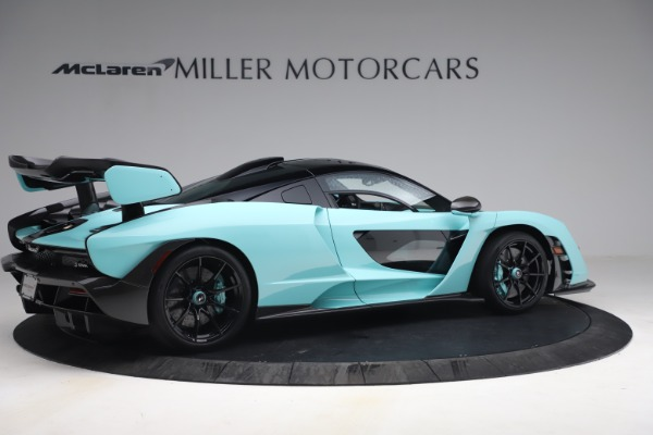 Used 2019 McLaren Senna for sale Sold at Bentley Greenwich in Greenwich CT 06830 8