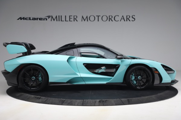 Used 2019 McLaren Senna for sale Sold at Bentley Greenwich in Greenwich CT 06830 9
