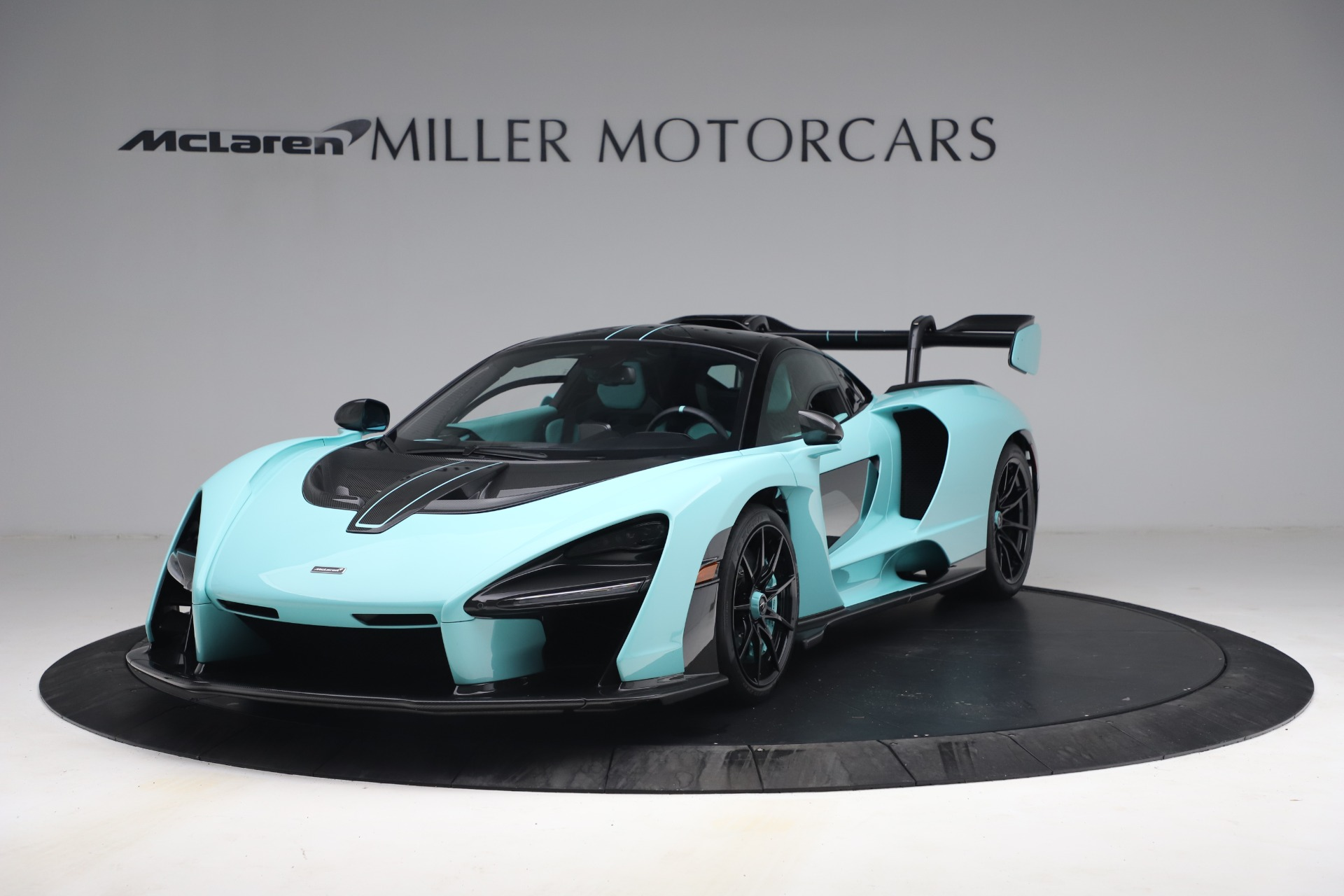 Used 2019 McLaren Senna for sale Sold at Bentley Greenwich in Greenwich CT 06830 1