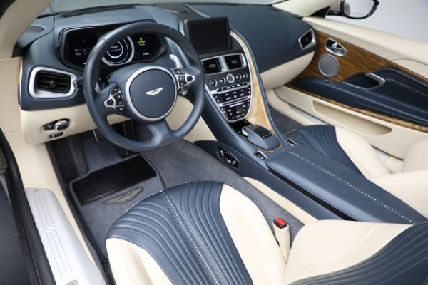 Used 2019 Aston Martin DB11 Volante for sale $209,900 at Bentley Greenwich in Greenwich CT 06830 13