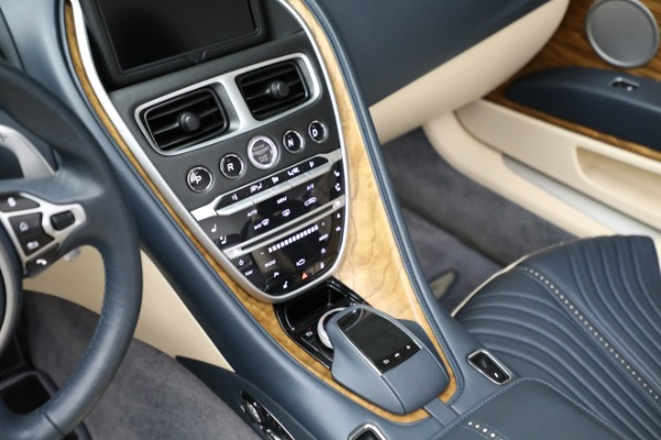 Used 2019 Aston Martin DB11 Volante for sale $209,900 at Bentley Greenwich in Greenwich CT 06830 18