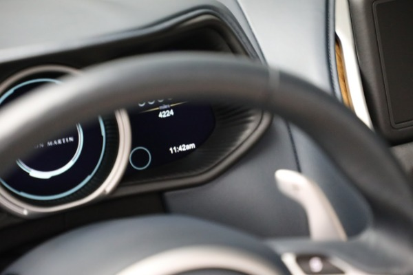 Used 2019 Aston Martin DB11 Volante for sale $209,900 at Bentley Greenwich in Greenwich CT 06830 19
