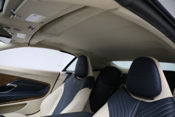 Used 2019 Aston Martin DB11 Volante for sale $209,900 at Bentley Greenwich in Greenwich CT 06830 22