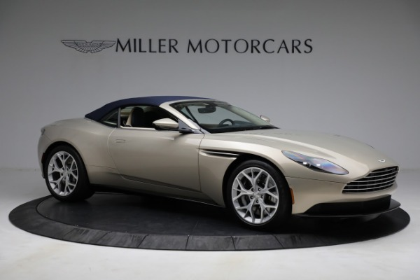 Used 2019 Aston Martin DB11 Volante for sale $209,900 at Bentley Greenwich in Greenwich CT 06830 24